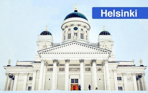 Helsinki und meine Stellplatzsuche