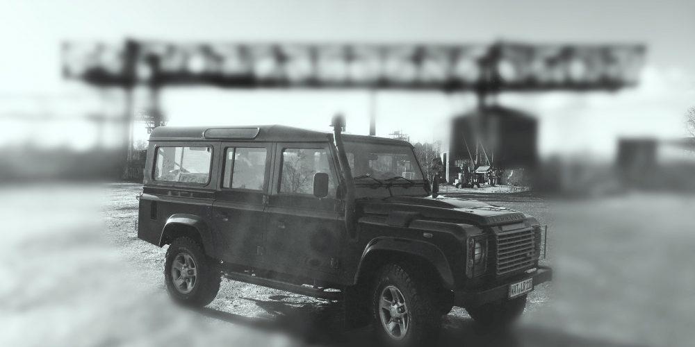 Land Rover Defender – Der Anfang!