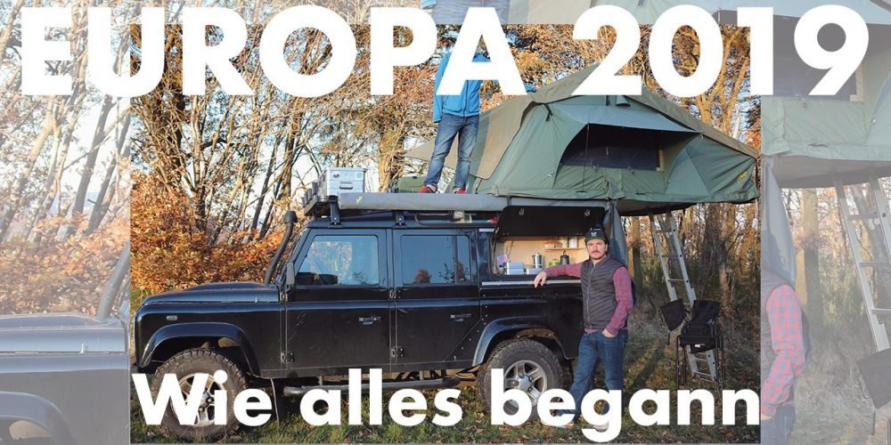 Europa 2019 – start your own Adventure
